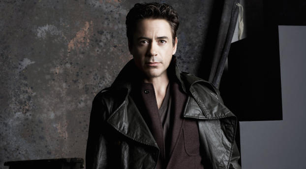 Robert Downey Jr hd wallpapers Wallpaper in 1366x768 Resolution