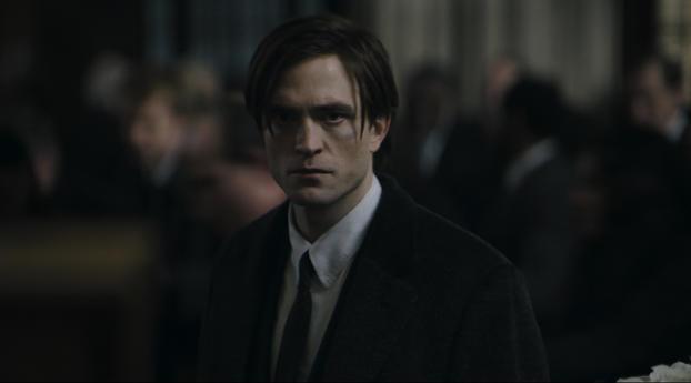 Robert Pattinson in The Batman 2021 Wallpaper