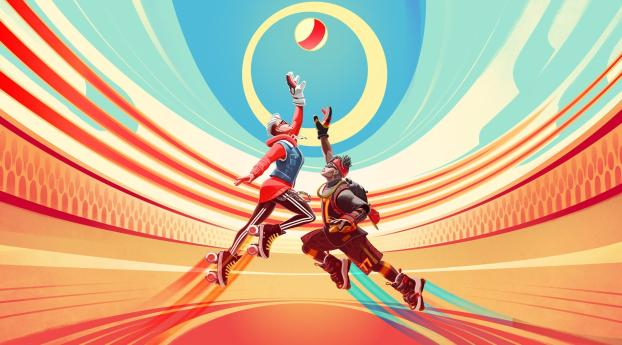 Roller Champions 2021 Wallpaper