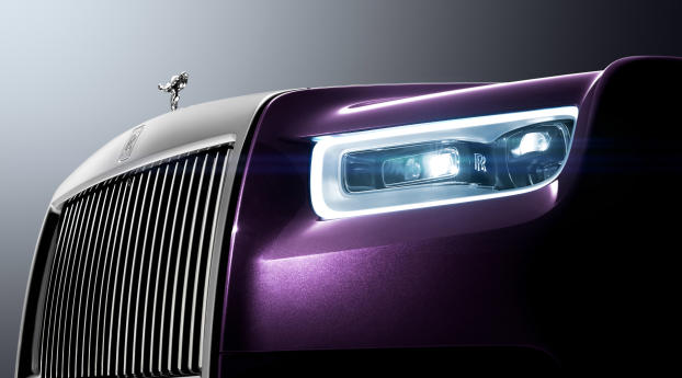 Download Rolls Royce Phantom Ewb Wallpaper