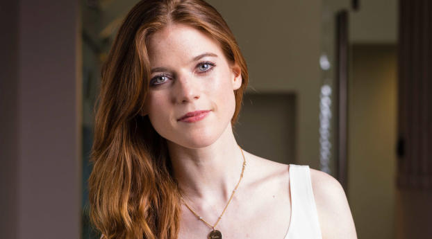 HD Wallpaper | Background Image Rose Leslie Face