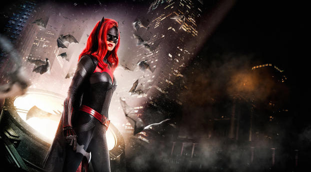 HD Wallpaper | Background Image Ruby Rose Batwoman 4K