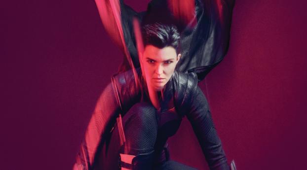 HD Wallpaper | Background Image Ruby Rose Batwoman Photoshoot