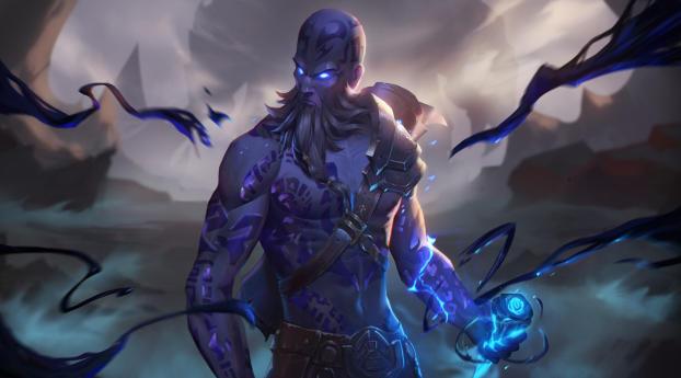 HD Wallpaper   Background Image Ryze League Of Legends