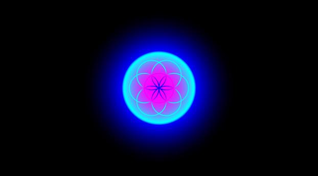 HD Wallpaper | Background Image Sacred Geometry Spiritual Pattern