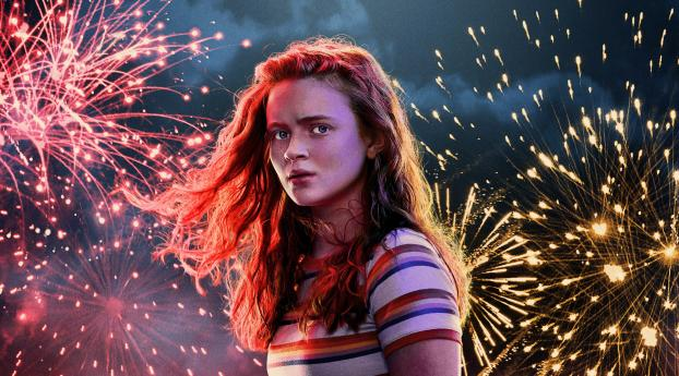 HD Wallpaper | Background Image Sadie Sink As Max Stranger Things Season 3