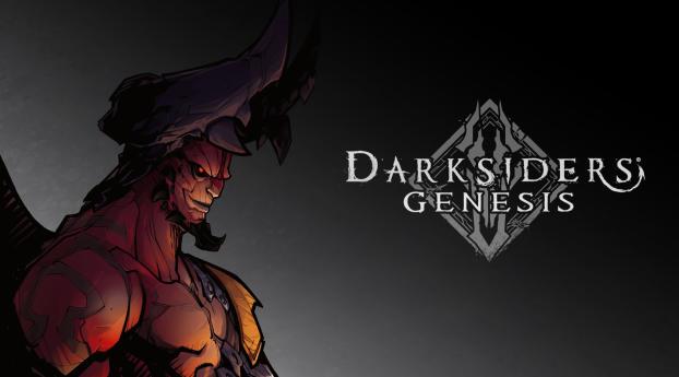 HD Wallpaper   Background Image Samael Darksiders Genesis