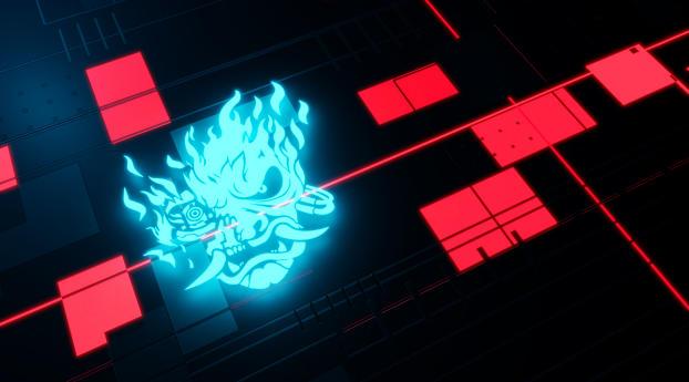 Samurai Cyberpunk 2077 Wallpaper