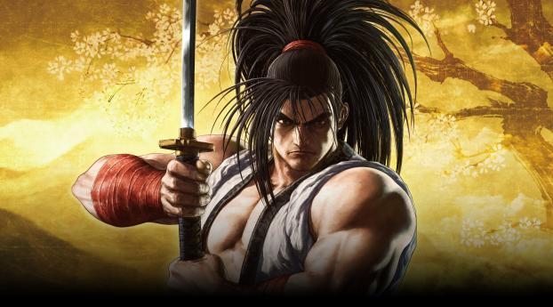 HD Wallpaper | Background Image Samurai Shodown Game