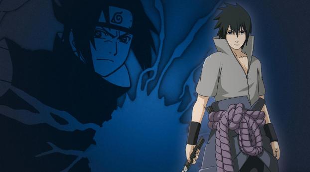 wxl sasuke uchiha naruto anime 64716