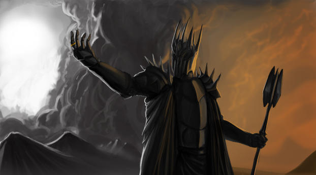 HD Wallpaper | Background Image Sauron Lord Of The Rings