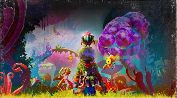 HD Wallpaper | Background Image Savage Planet Game