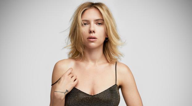 HD Wallpaper | Background Image Scarlett Johansson 2020