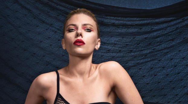 HD Wallpaper | Background Image Scarlett Johansson Photoshoot 2020