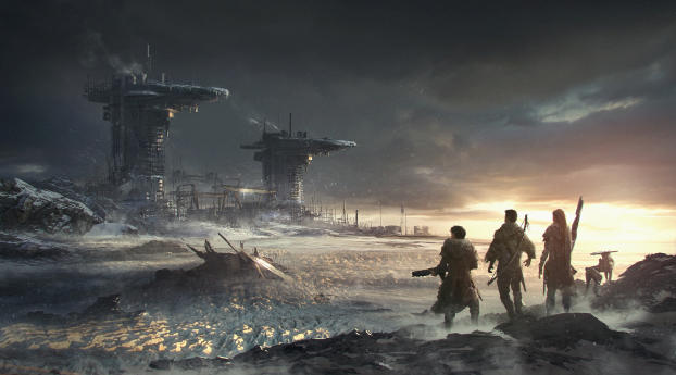 HD Wallpaper | Background Image Scavengers Game