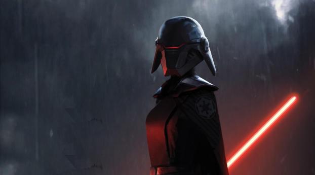 HD Wallpaper | Background Image Second Sister Star Wars Jedi Fallen Order