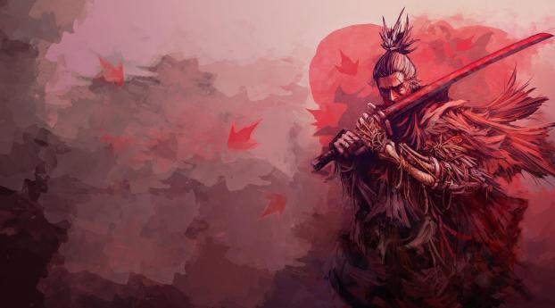 HD Wallpaper | Background Image Sekiro Shadows Die Twice Art