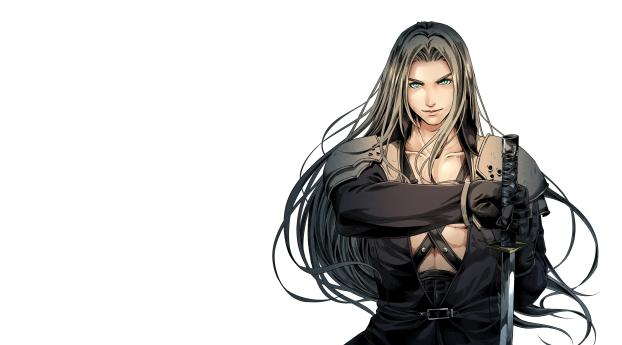HD Wallpaper | Background Image Sephiroth Final Fantasy