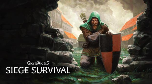 Siege Survival Gloria Victis 2021 Wallpaper