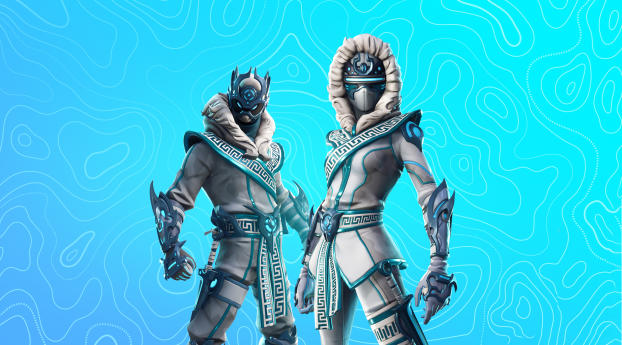 Snow Clan Fortnite Wallpaper