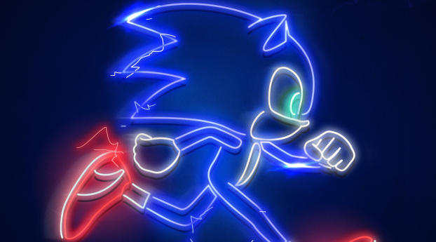 2932x2932 Sonic Hedgehog Ipad Pro Retina Display Wallpaper Hd Movies 4k Wallpapers Images Photos And Background