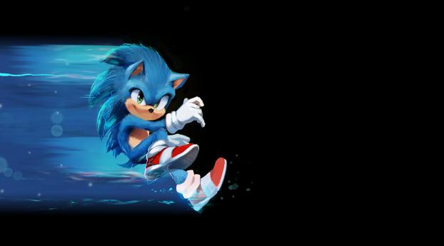 HD Wallpaper   Background Image Sonic the Hedgehog Artwork