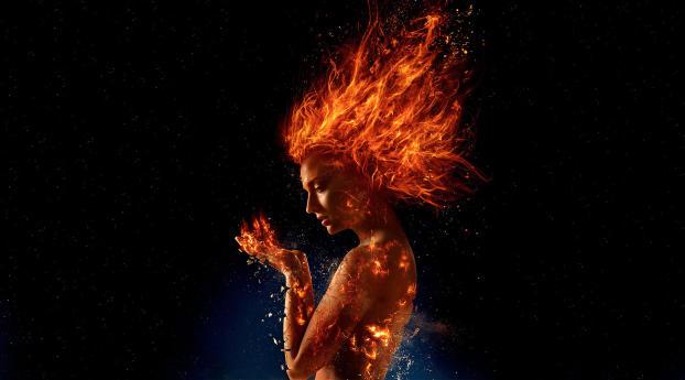 HD Wallpaper | Background Image Sophie Turner Phoenix