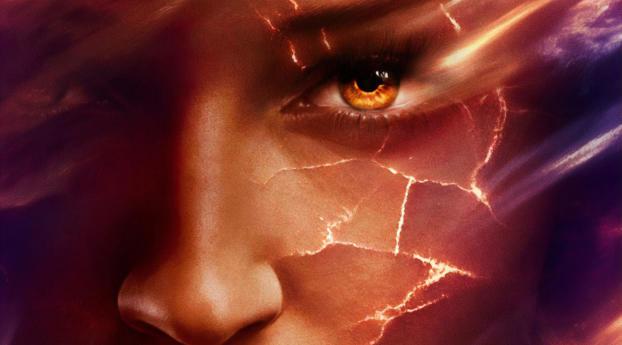 HD Wallpaper | Background Image Sophie Turner X-Men Dark Phoenix Poster