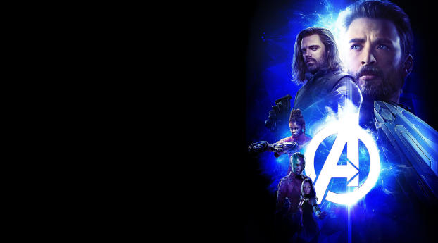 HD Wallpaper | Background Image Space Stone Avengers Infinity War 2018 Poster