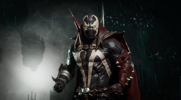 Spawn Mortal Kombat Wallpaper