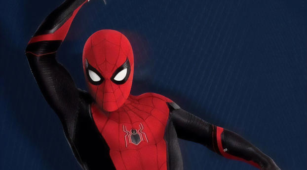 HD Wallpaper | Background Image Spider Man Far From Home 2019