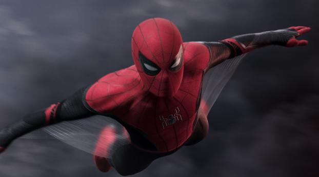 HD Wallpaper | Background Image Spider Man Far From Home Movie 2019