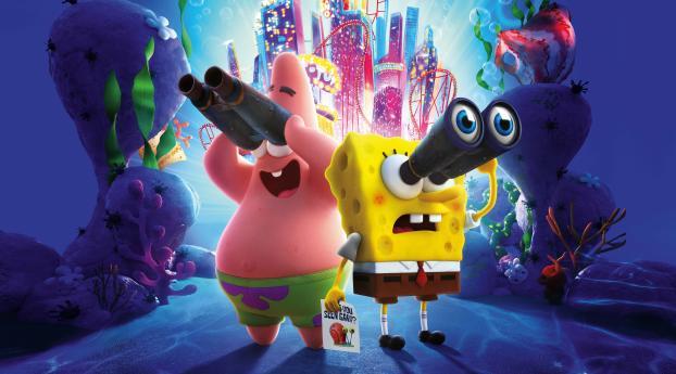 HD Wallpaper | Background Image SpongeBob 2020