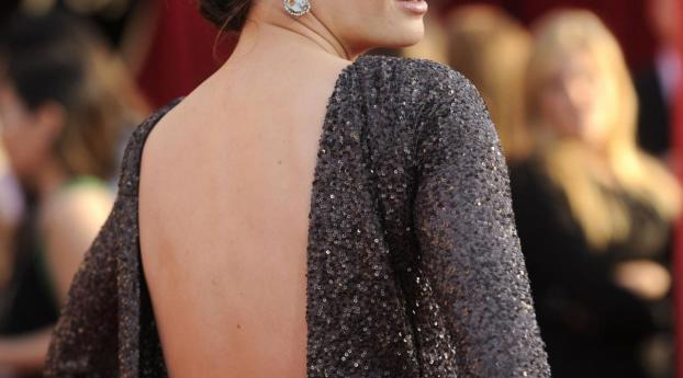 HD Wallpaper | Background Image Stana Katic Backless Wallpapers