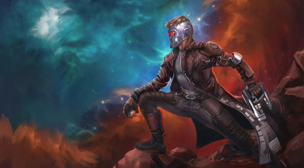 HD Wallpaper | Background Image Star Lord