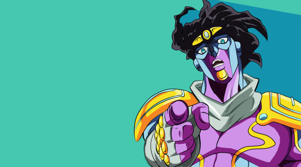 HD Wallpaper | Background Image Star Platinum