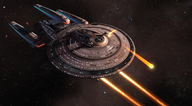HD Wallpaper | Background Image Star Trek Online Rise of Discovery 2019