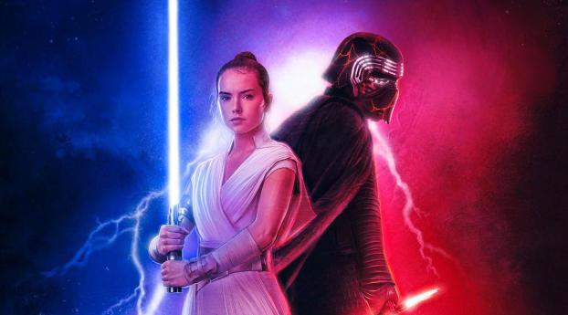 HD Wallpaper | Background Image Star Wars Episode 9 Empire Magazine