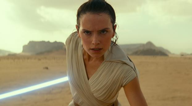 HD Wallpaper | Background Image Star Wars Episode IX Daisy Ridley