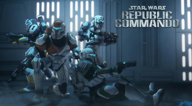 Star Wars Republic Commando Wallpaper 1400x900 Resolution