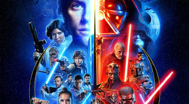 320x480 Star Wars Skywalker Saga Apple Iphone Ipod Touch Galaxy Ace Wallpaper Hd Movies 4k Wallpapers Images Photos And Background