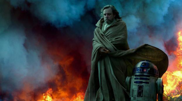 HD Wallpaper | Background Image Star Wars Skywalker