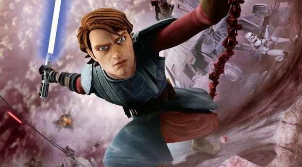 HD Wallpaper | Background Image Star Wars The Clone Wars Season 1
