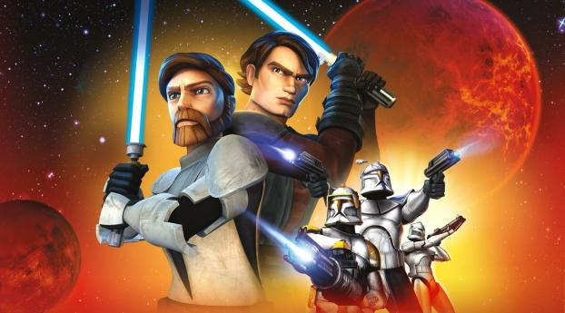 HD Wallpaper | Background Image Star Wars The Clone Wars Season 7