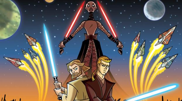 HD Wallpaper | Background Image Star Wars The Clone Wars Tv Show