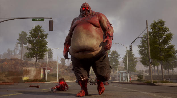 HD Wallpaper | Background Image State of Decay 2 Plague Juggernaut