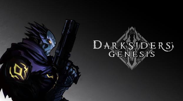 HD Wallpaper | Background Image Strife Darksiders Genesis