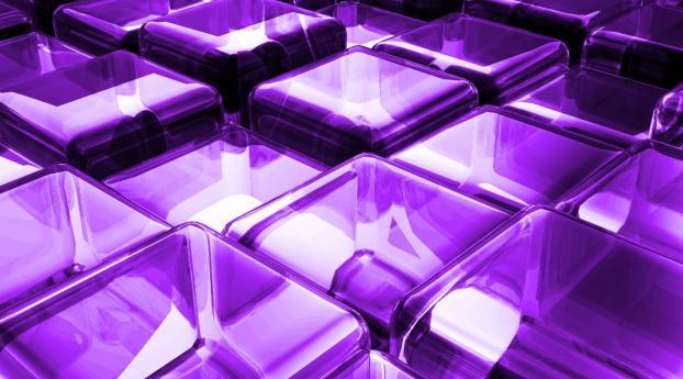 surface, blocks, purple Wallpaper