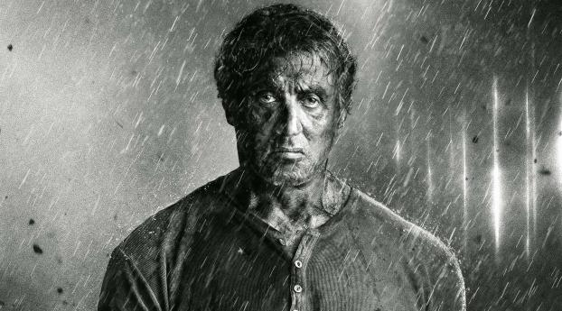 HD Wallpaper | Background Image Sylvester Stallone In Rambo 5