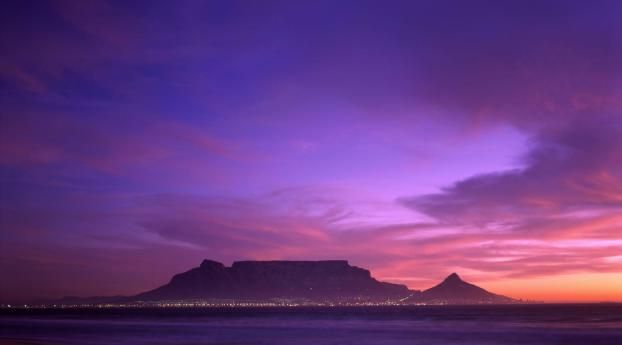 Table mountain in south africa full hd wallpaper - Table mountain wallpaper ...